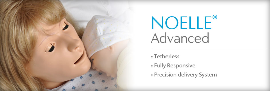 Noelle Advanced Simulator Family - tetherless, fully responsive,precision delivery system